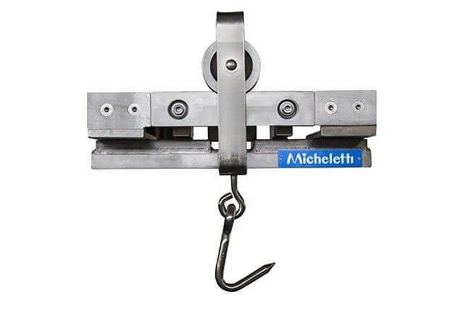 Balança Eletrônica Industrial Tendal de Trilho FRIGO 600kg - Michelett