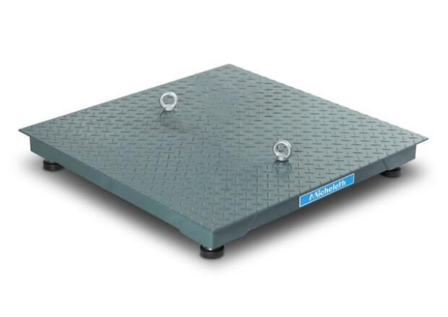 Balança Eletrônica Industrial Plataforma 1000kg - Micheletti