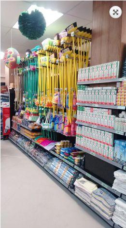 Gôndolas para Supermercado e exposição de produtos - Cristal Aço
