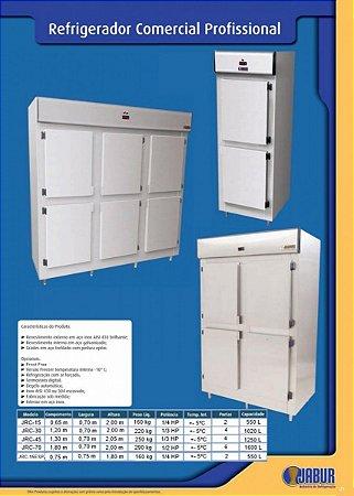 Refrigerador / Freezer Comercial Profissional - Jabur