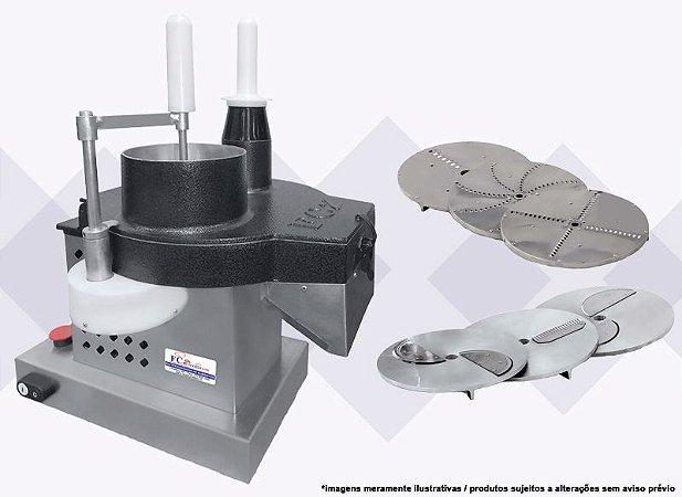 Multiprocessador de alimentos - FC2 Gastronomia