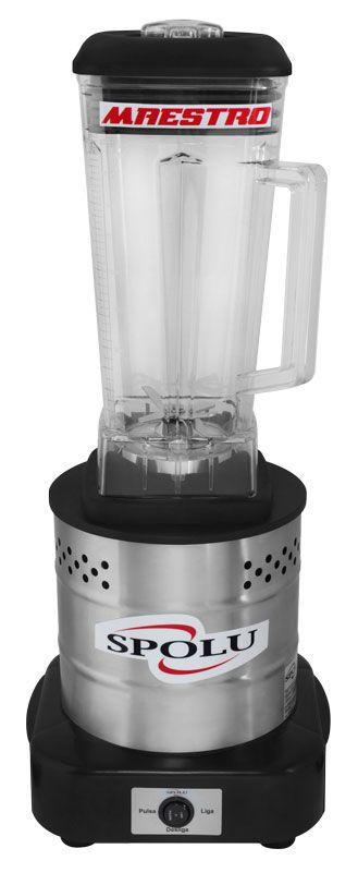 Liquidificador Industrial Maestro 2 litros Alta Rotação - Spolu