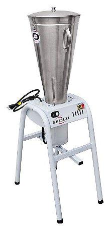 Liquidificador Industrial Basculante 15 Litros Baixa Rotação - Spolu