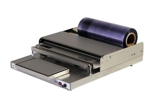 Embaladora para Filme PVC em Aço Inox Escovado - Barbi