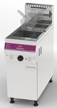 Fritador Profissional Fao-45 - 2 Cestos - Tedesco
