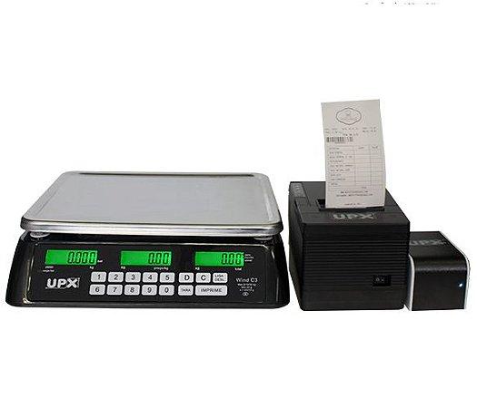 Balança Eletrônica Combo Restaurante 30 kg - Upx Solution