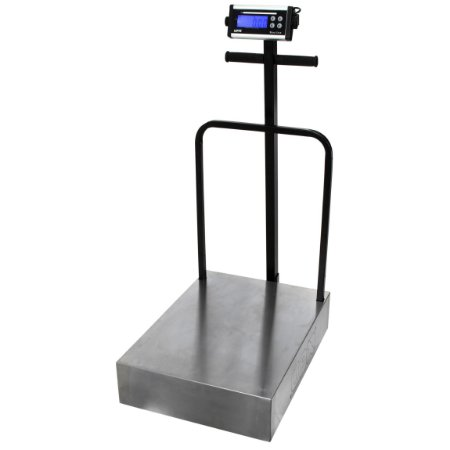 Balança Blue One Móvel modelos com capacidade de 150kg ou 300kg- Upx Solution