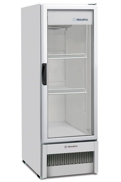 Refrigerador de Bebibas Soft Drinks VB25R - Metal Frio