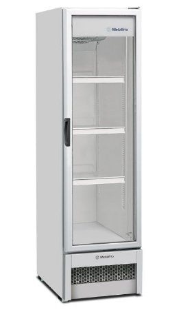 Refrigerador de Bebibas Soft Drinks VB28R - Metal Frio
