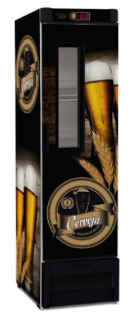Cervejeira Comercial Vertical VN28FE - MetalFrio Menor Consumo e Melhor Desempenho do Mercado