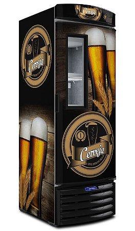 Cervejeira Comercial Vertical VN50FL - MetalFrio Menor Consumo e Melhor Desempenho do Mercado