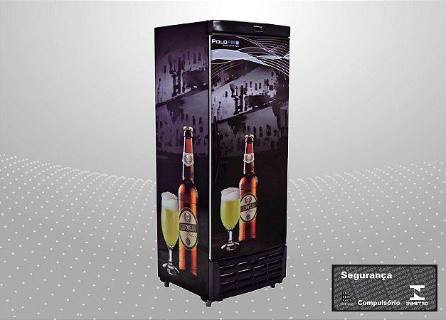 Cervejeira 560L Refrigeração e exposição de cervejas - Polofrio
