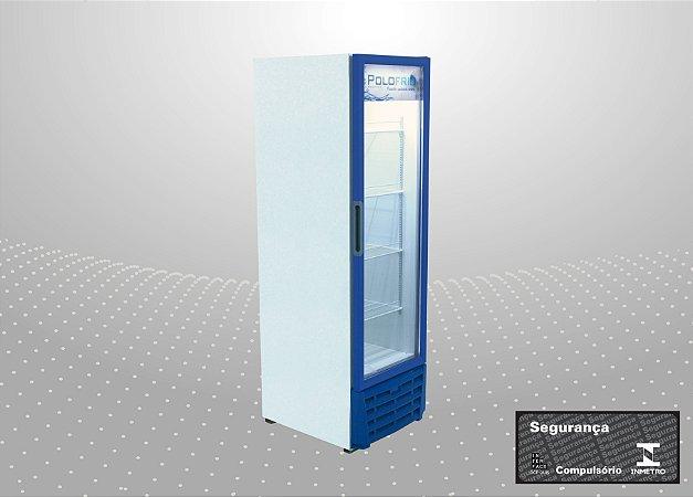 Visa cooler 370L Refrigeração e exposição de bebidas - Polofrio