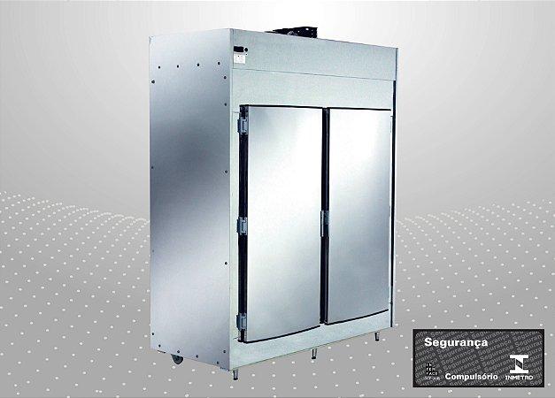 Geladeira Industrial para açougue 600 Kg - Polofrio