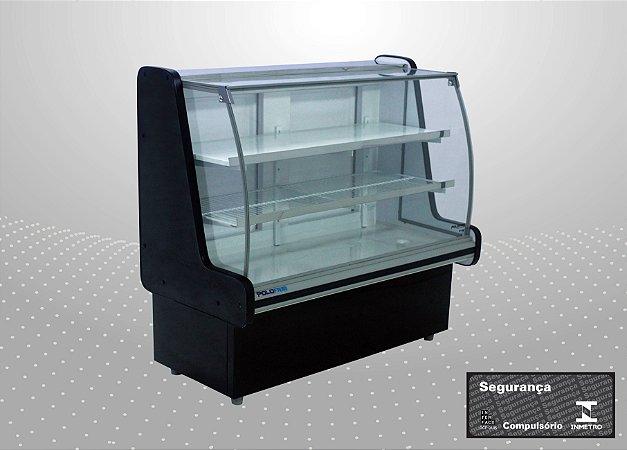Balcão refrigerado classic 1,25 m - Polofrio
