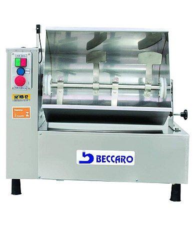 Misturadeira Inox com capacidade de 25kg - Beccaro