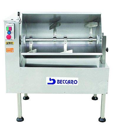 Misturadeira Inox capacidade para 50kg - Beccaro