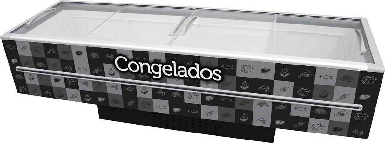 Congelador Conservador 1163 Litros ICED 1163 V - Fricon
