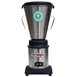 Liquidificador Comercial Inox, Copo Monobloco Inox LC4 - Skymsen