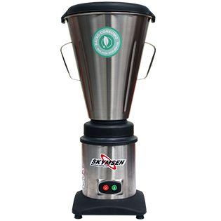 Liquidificador Comercial Inox, Copo Monobloco Inox LC6 - Skymsen