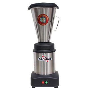 Liquidificador Comercial Inox, Copo Monobloco Inox LS-03MB-N - Skymsen