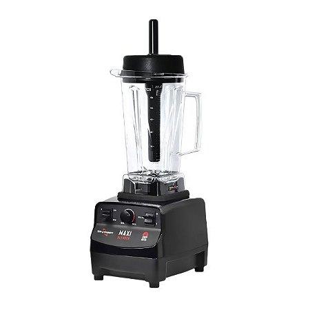 Liquidificador Maxi Blender, Copo Tritan, Alta Rotação, Com Variador De Velocidade, 2,0 Litros - Bm2 - Skymsen