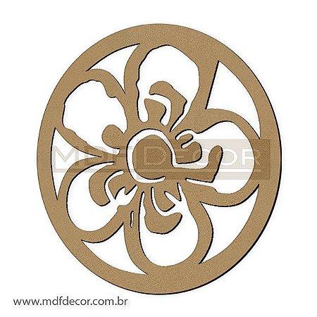 Mand-003 - Mandala Flor