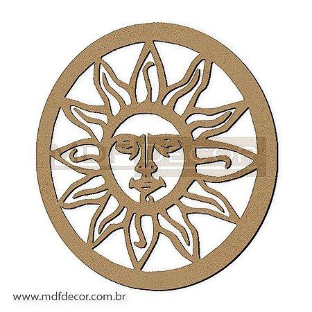 Mand-034 - Mandala Rei Sol