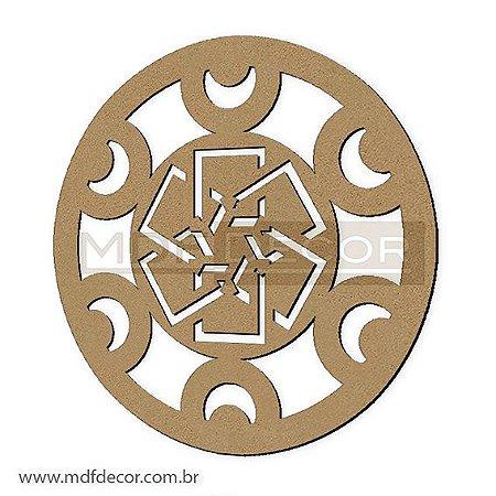 Mand-045 - Mandala Mdf Oriente