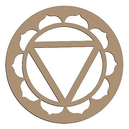 Mandala em Mdf Sete Chakras - Mand-060