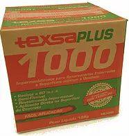 Texsaplus 1000 18kg - Impermeabilizante semi-flexivel bi-componente (A+B)