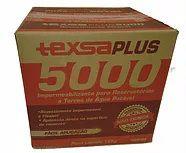 Texsaplus 5000 18kg - Impermeabilizante flexível bi-componente (A+B)