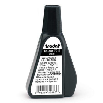 Tinta para Carimbo Automático Trodat 7011 - Preta