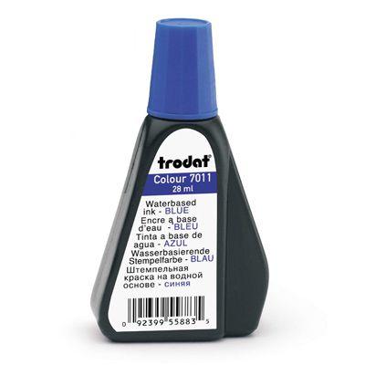 Tinta para Carimbo Automático Trodat 7011 - Azul