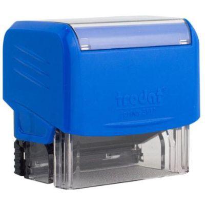 Carimbo Personalizado Trodat Printy 3911 Azul