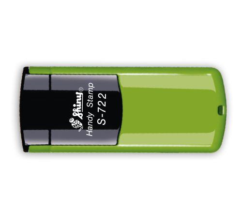 Carimbo de Bolso Shiny Handy Stamp - Verde