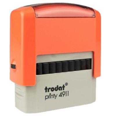 Carimbo Personalizado Trodat Printy 4911 P2 - Coral