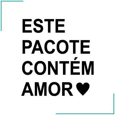 Carimbo Contém Amor - CA-07