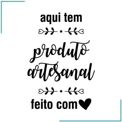Carimbo Produto Artesanal - PA-04