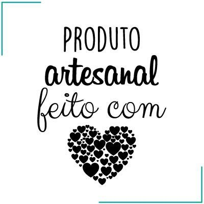 Carimbo Produto Artesanal - PA-09