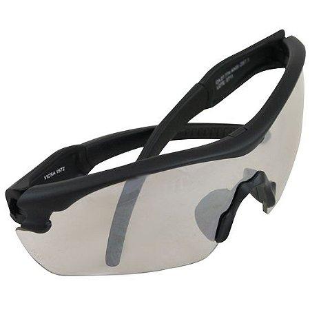 Óculos STP Militar Raptor Incolor In-Out - Vicsa - Piatã Tem Bauru 923d564124