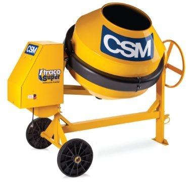 Betoneira de 400 litros com Motor Monofásico em 220v - CSM