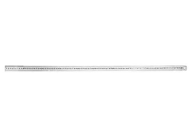 Regua aço Inox 100cm - Sparta