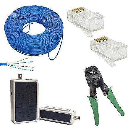Kit de Manutenção de Rede 2 - Piatã