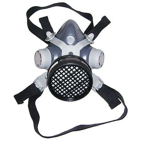 Mascara Respirador 1/4 Facial Mig 11 Filtro Voga - Destra
