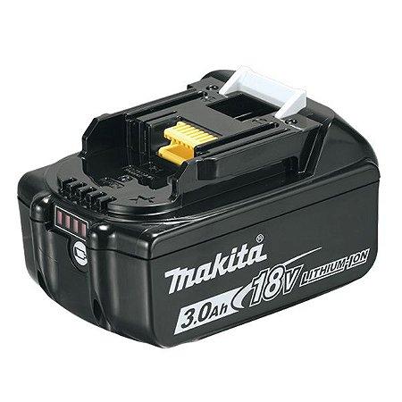 Bateria de 18V Lítio BL1830B 3.0 AH - Makita