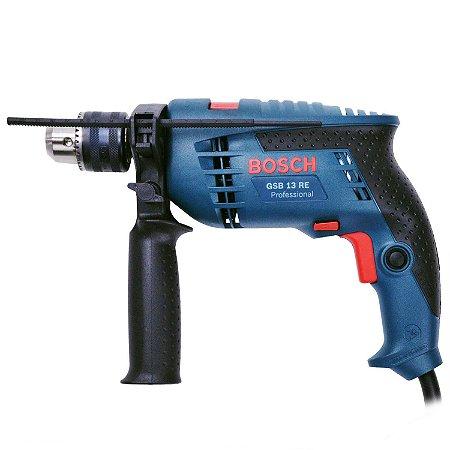Furadeira de Impacto 1/2 GSB13-RE 600W 127V - Bosch