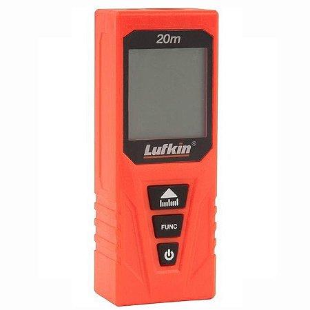 Medidor de Distância Trena Laser 20 Metros TL0020 - Lufkin
