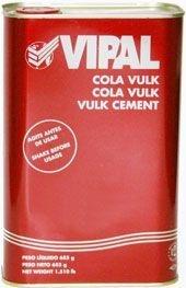Cola Cimento Preta Vulk Vipal 685gr