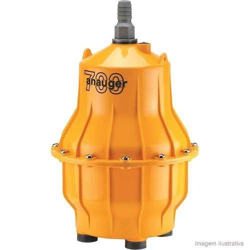 Bomba D´Água Submersa para Poço 450W Anauger700 - Anauger